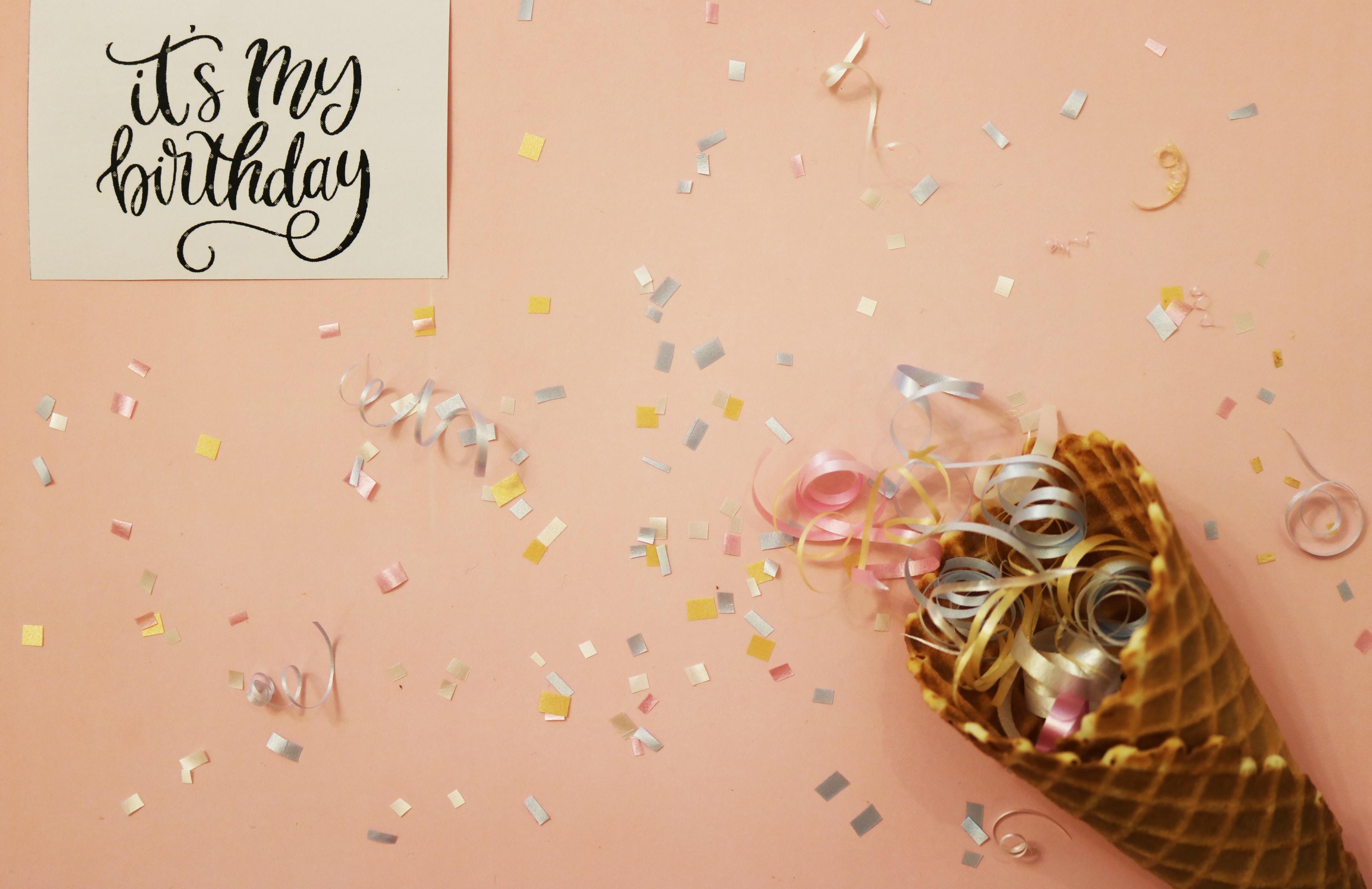 happy birthday greeting growth hack
