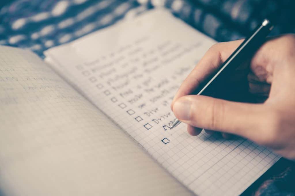 notebook productivity hacks