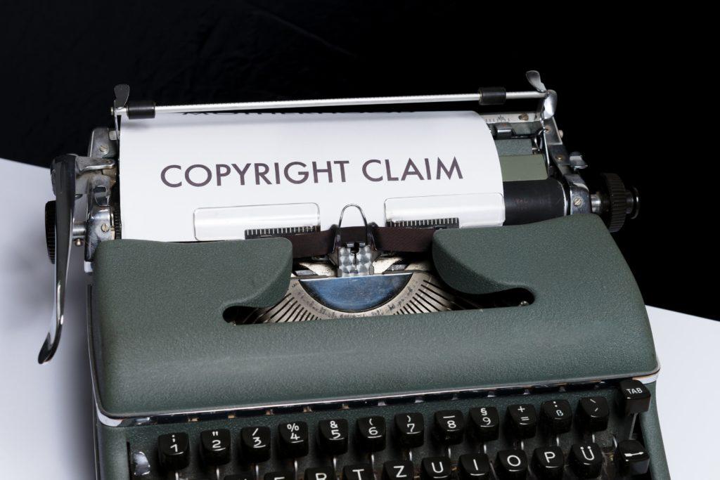 dmca copyright claim
